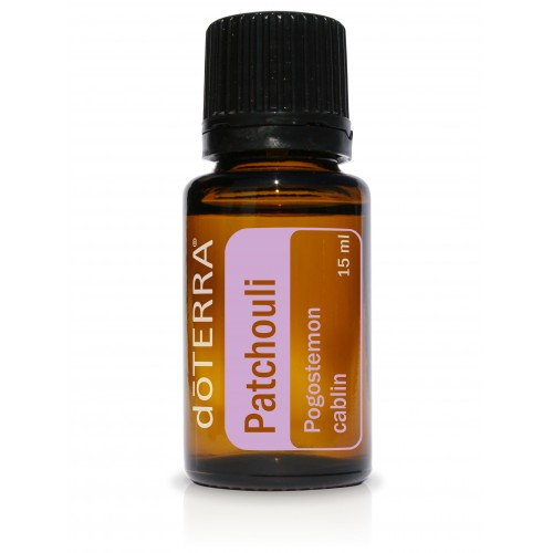 Patchouli (Pačuli) 15ml