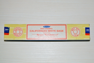 NAG CHAMPA CALIFORNIAN WHITE SAGE